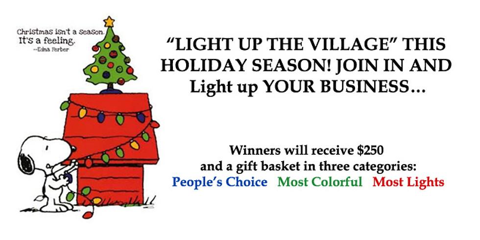 Light up the Village