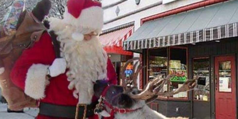 Reindeer Block Party