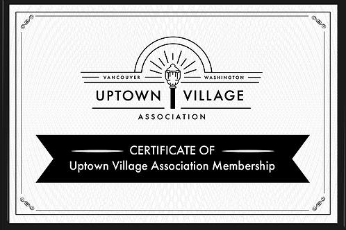 2019 Uptown Village Membership