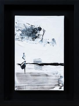 Abstract 10.15.20     I     Acrylique sur toile    I      10x15cm