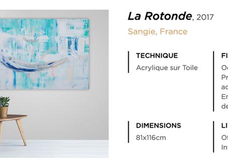 Paysages d'Aix-en-Provence, peintures