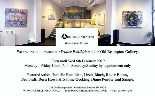Sangie at Old Brompton Gallery_Feb2019.j