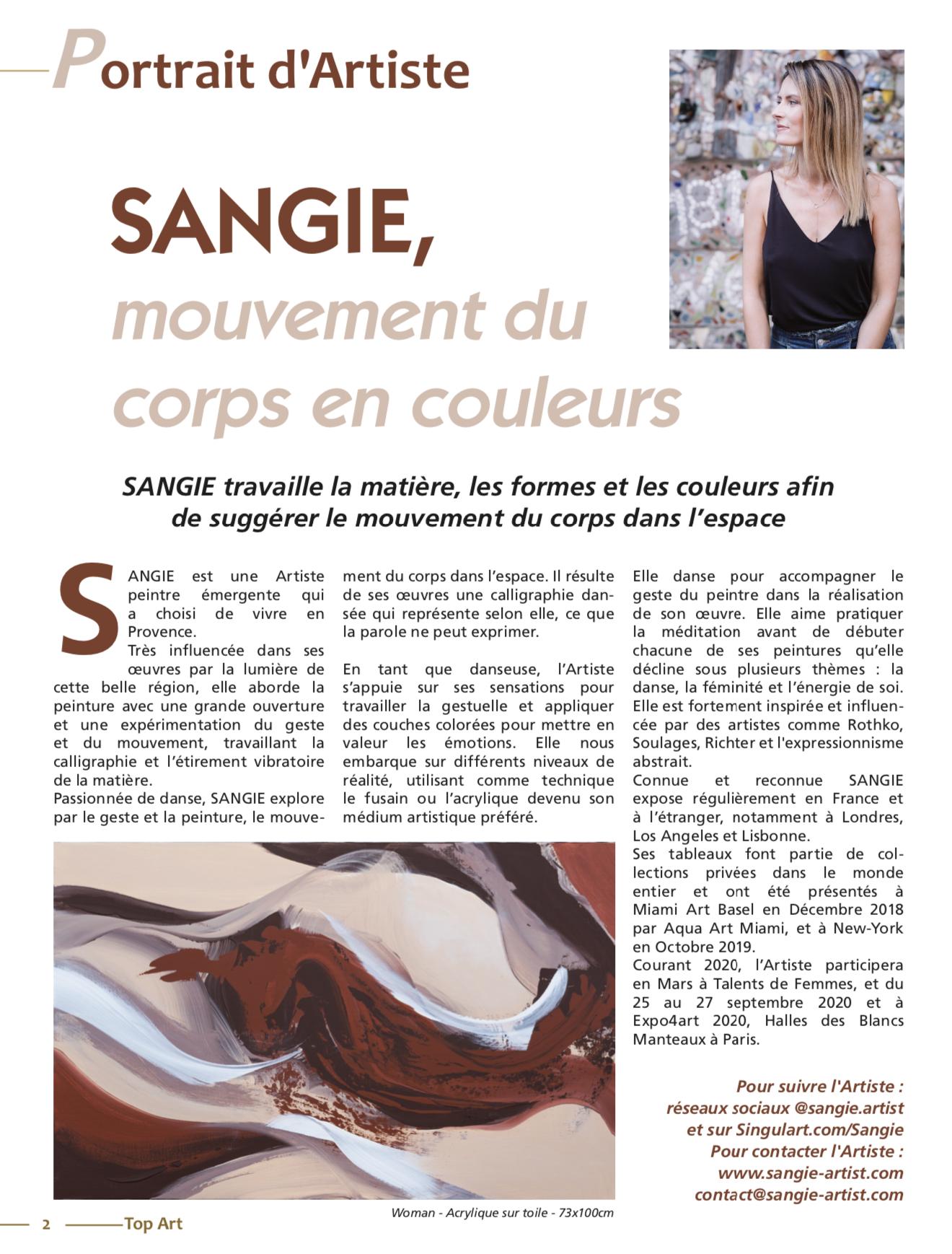 Maison&Jardin Magazine, 2020