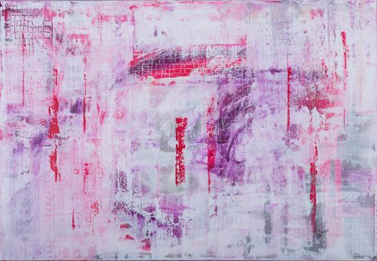 Freedom     I     Acrylique sur toile    I      80x120cm