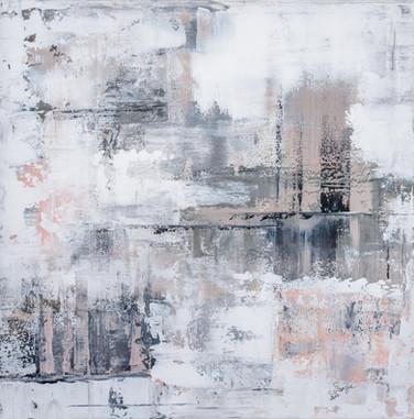 Idleness     I     Acrylique sur toile    I      80x80cm