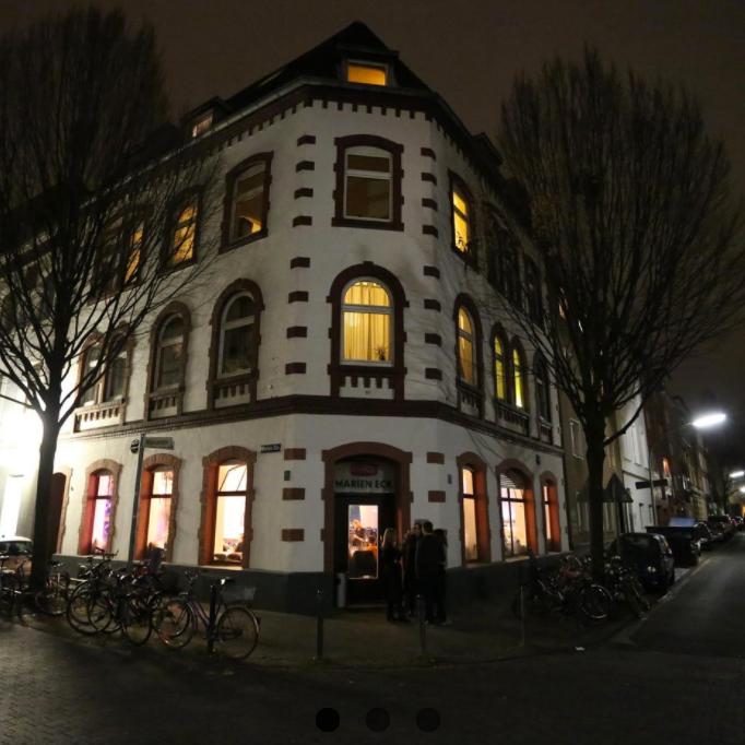 19.11. -  Lesung im Marieneck, Köln