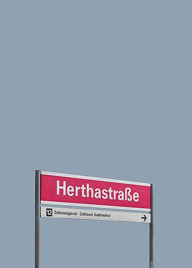 Herthastraße
