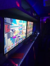 Black Lights & Gaming!