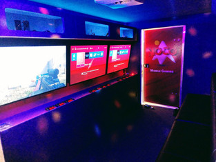 Party Atmosphere for Gaming Lounge