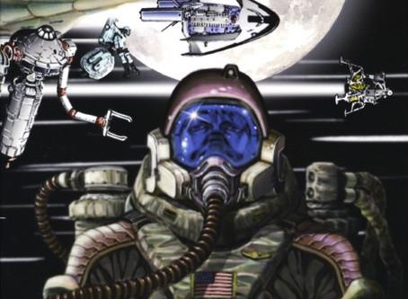 前進火星 X 月亮的距離 X Ace Combat 7