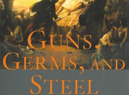 槍砲、病菌與鋼鐵