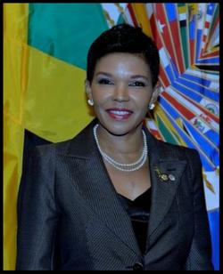 Ambassador Audrey Marks