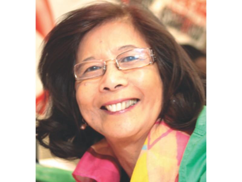 Ms. Pat Chin