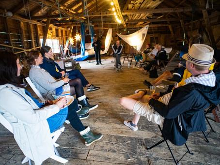 Hamarin purjehtijoiden toiminta alkoi hyvässä seurassa