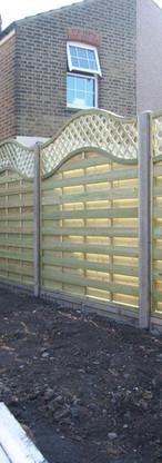 Fencing Omega Panels