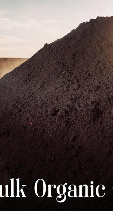 Loose Bulk Organic Compost
