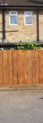 Fencing Close Board