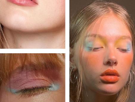 Spring Pastel Makeup