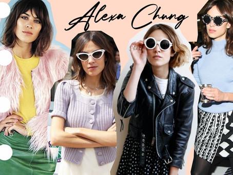 Fashion Rebel Alexa Chung