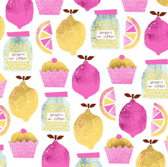 Lemon Candy Pattern