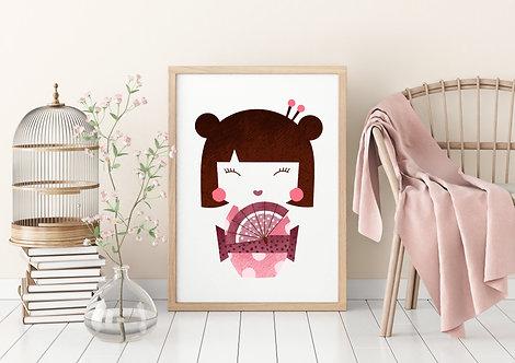 Japanese Dolly