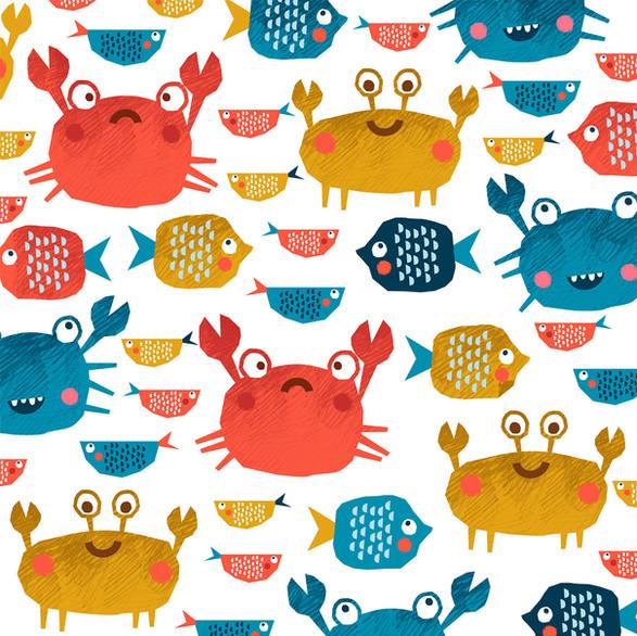 Crabs Pattern