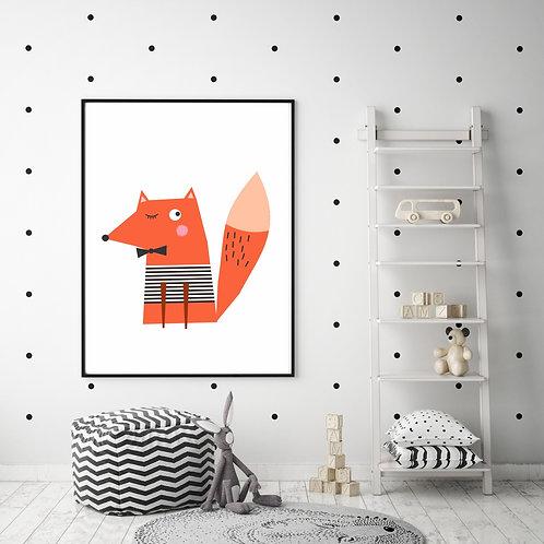 Ginger Fox