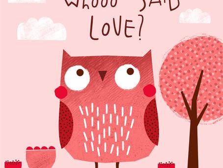 Whooo said love?