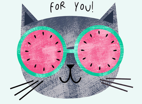 Cats & Watermelons