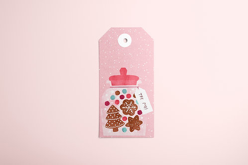 Cookie Jar Gift Tags 20/1