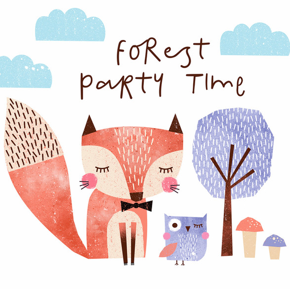 Forest Party Time