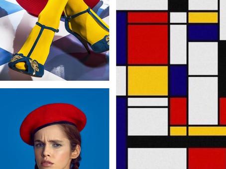 De Stijl Basic Colors