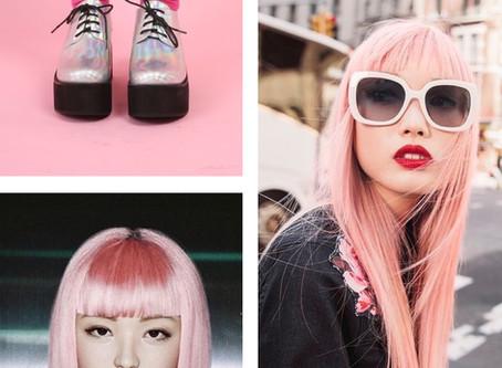 Pink Kosa