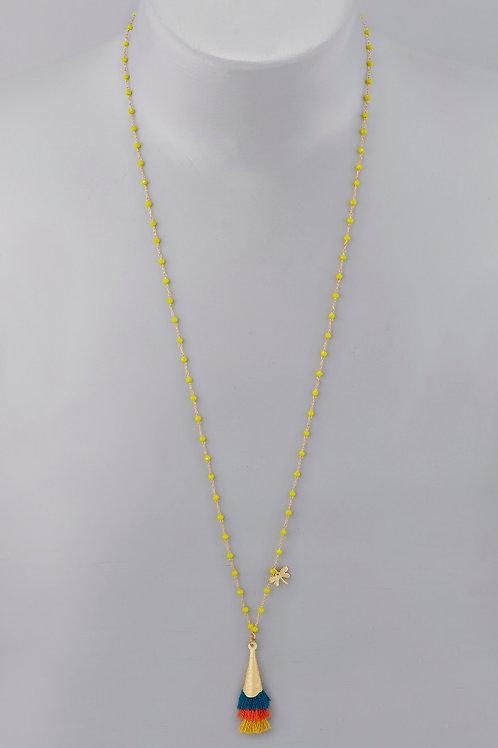 Grand Cornet jaune