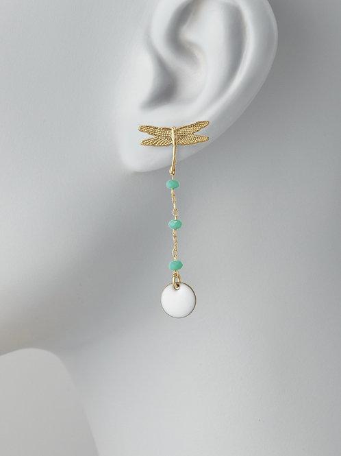 Libelula turquoise