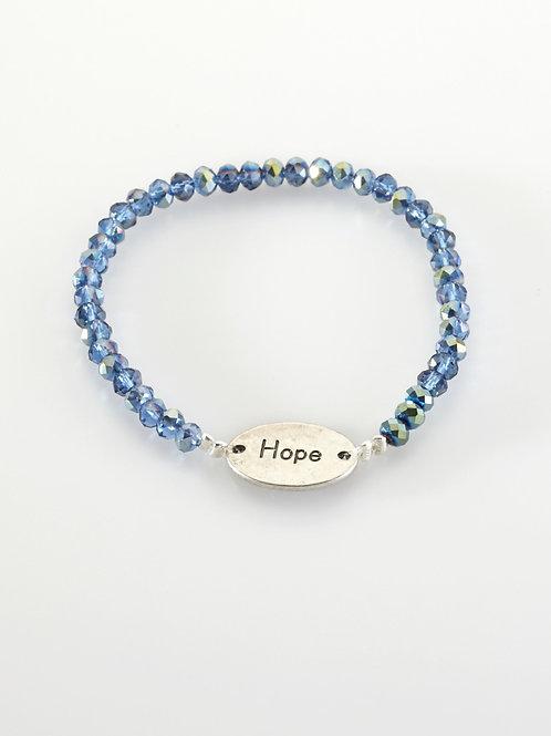 Hope bleu