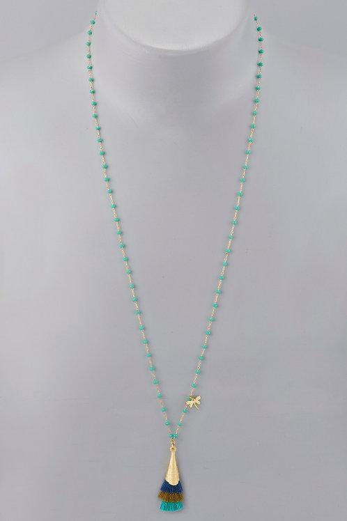 Grand Cornet turquoise