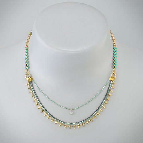 Chennai turquoise