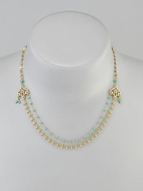 Pondichéry turquoise