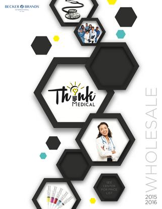 Former Designer's Think Medical Catalog