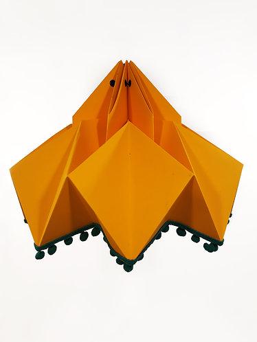 Chapéu Chinês Nouveau Amarelo Jamaica