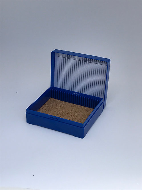 Plastic Slides Box