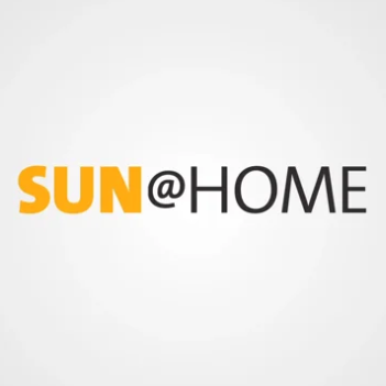 Webseite SUN@HOME