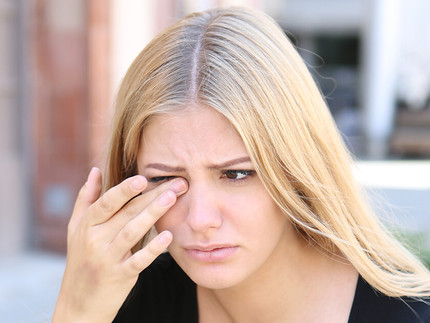 Uncomfortable contact lenses? It may not be your contacts.