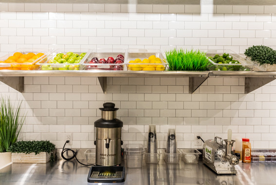 Juice Bar  |  Fitrition in Melville, Long Island, NY