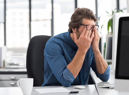 Are you suffering from Computer Eye Strain?