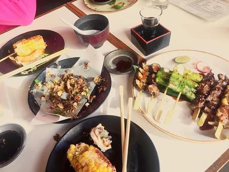Katsuya Glendale: A+ Service, Free Food & Praise for SBE