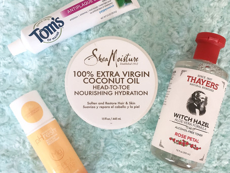 4 Natural, Cruelty-Free Beauty & Hygiene Products I Use Every Day