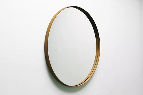 Espejo Redondo Inda