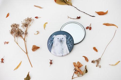 Boris | Pocket Mirror